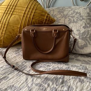 Coach Doctor Bag Crossbody